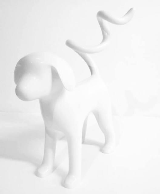 , 'Mini Marsipan White,' 2018, RJD Gallery