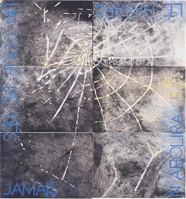 Imants Tillers, 'Metaphysical Detail XVII', 2018, Roslyn Oxley9 Gallery