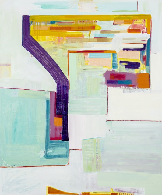 , 'heat quickened,' 2017, Christine König Galerie