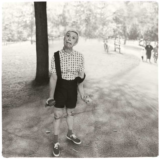 , 'Diane Arbus / Child with a Toy Hand Grenade in Central Park, N.Y.C. (1962),' 2014, Yancey Richardson Gallery