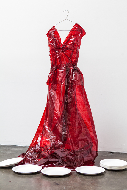 , 'Red Cellophane,' ca. 2014, Foto Relevance