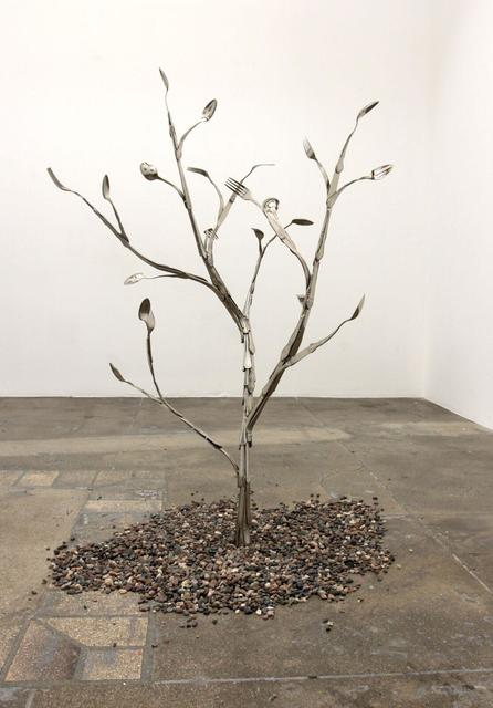 , 'Grafted Settings: The Sapling,' 2015, Adelson Galleries