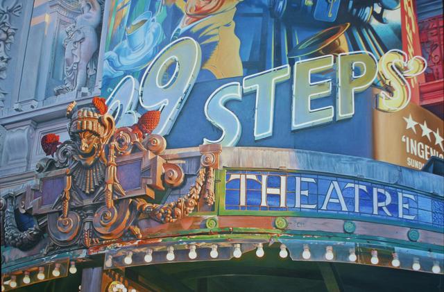 , '39 Steps,' , Plus One Gallery