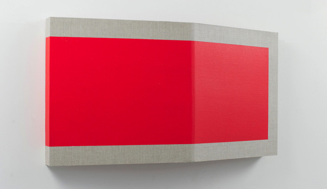 , 'Med Red,' 2018, Joshua Liner Gallery