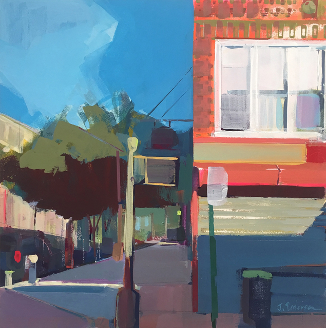 , 'Windsor Terrace Morning,' 2017, 440 Gallery