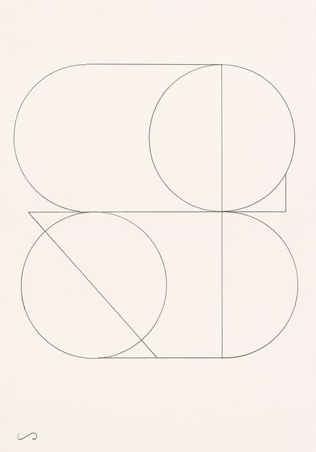 Liam Stevens, 'Automatic Line Sculpture 3', 2016, ONE FOUR