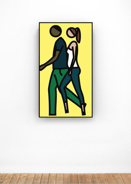 , 'Shaida and Faime walking.,' 2016, Kukje Gallery