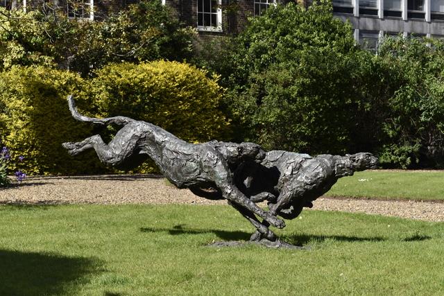 , 'Large Cheetah Pair ,' 2017, Sladmore Contemporary