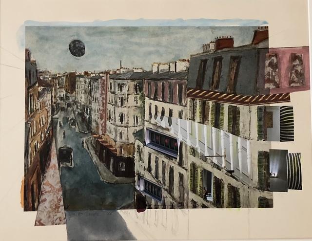 , 'Utrillo/Taner: Moon over Paris,' 2015, Imlay Gallery
