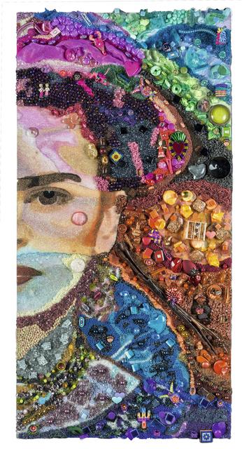 , 'Frida Kahlo,' 2017, Galería Corsica