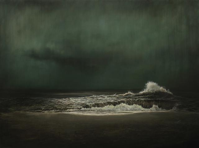 , 'Die Welle,' 2017, REITER