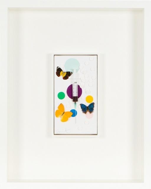 , 'Pill & Syringe - Fun,' 2010, Other Criteria