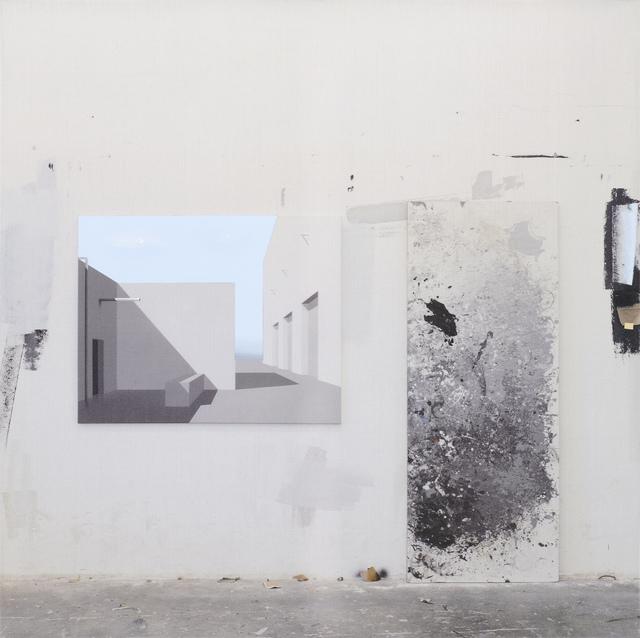 , 'Raum 992,' 2013, Galerie Nikolaus Ruzicska