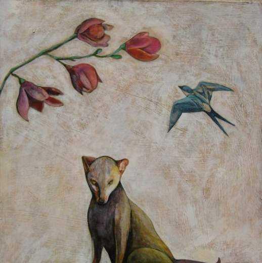 , 'Short Eared Dog,' , Sorrel Sky Gallery