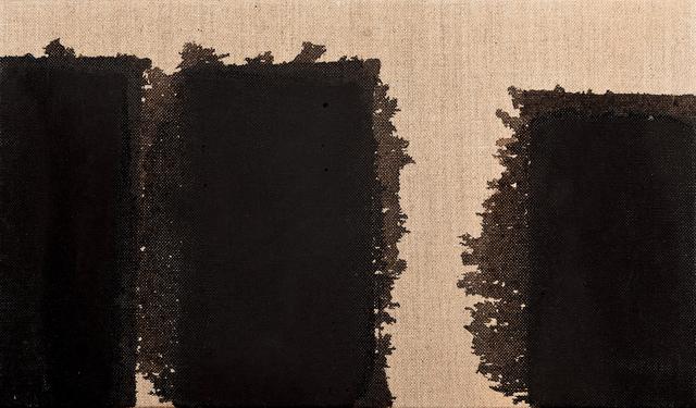 Yun Hyong-keun, 'Burnt Umber  & Ultramarine', 2003, Seoul Auction