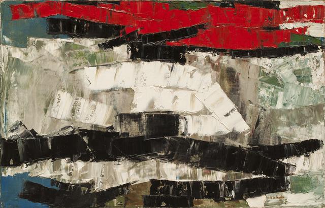 , 'Quidam,' 1959, Canadian Fine Arts