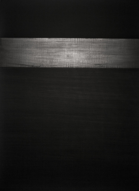 , 'Pigments sur toile,' 2016, Galerie Faider
