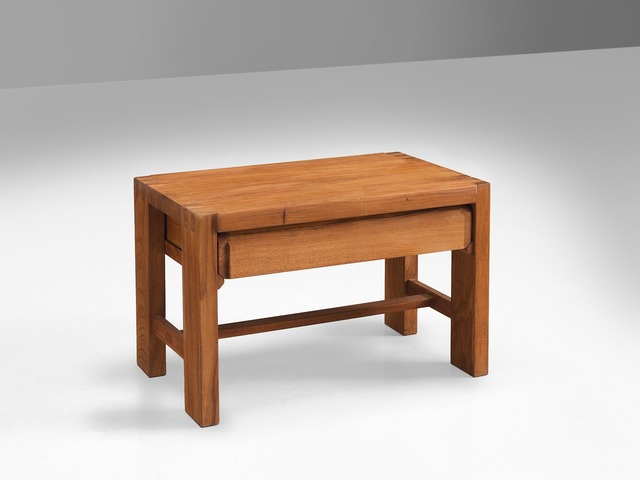 , 'Side Table with Drawer T07A,' 1960-1969, MORENTZ