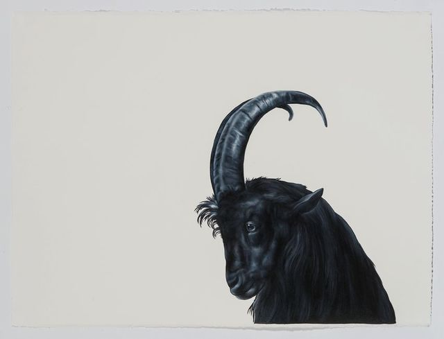 , 'Billy Goat (after Bonheur),' 2016, Sears-Peyton Gallery