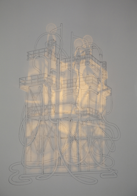 , 'Hybride 2,' 2009, JOEY RAMONE
