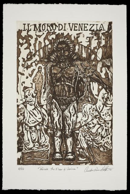 , 'Behold The Moor Of Venice,' 2012, Mount Holyoke College Art Museum