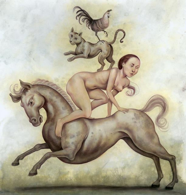 , 'Totem,' , Ro2 Art