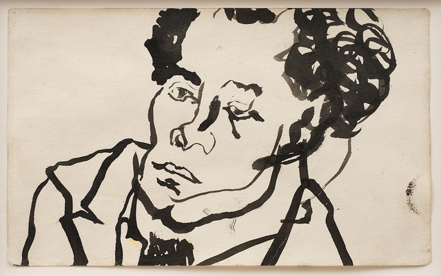 , 'Self Portrait,' ca. 1959, Aaron Payne Fine Art
