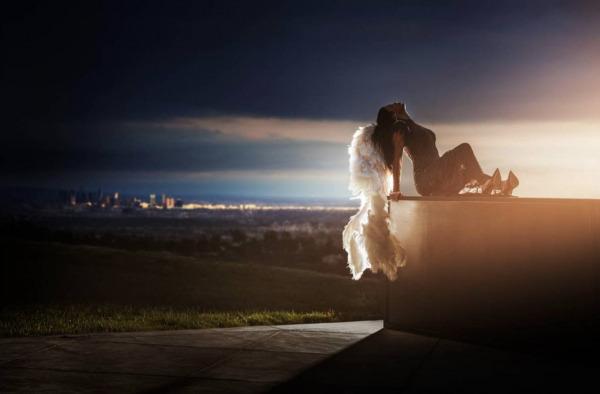 David Drebin, 'City Of Angels', 2018, Isabella Garrucho Fine Art