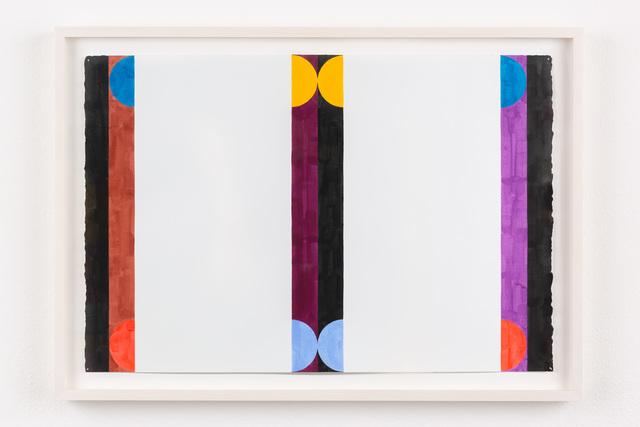 , 'Doric Rhythm 1,' 2018, David B. Smith Gallery