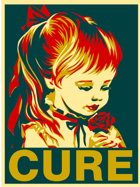 Shepard Fairey (OBEY), 'War by Numbers (Finding a Cure Edition)', 2011, Children's Museum of the Arts Benefit Auction
