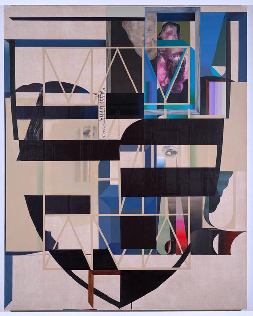 , 'A Grande Borboleta, Midstro/Errante Intro,' 2018, Morgan Lehman Gallery