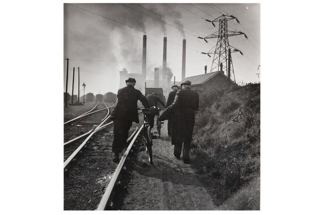Charles Harry 'Slim' Hewitt, 'Steel Town', 1952, Chiswick Auctions