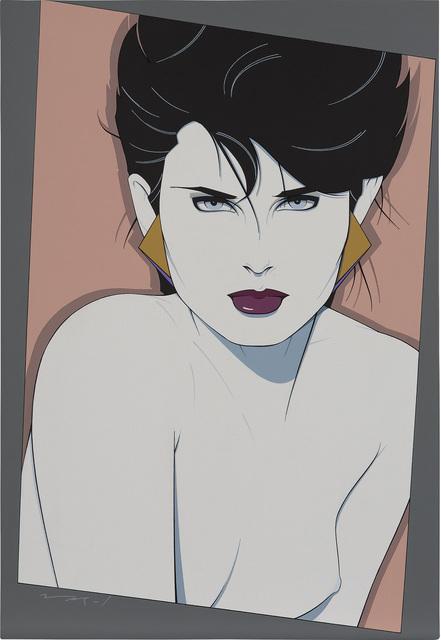 Patrick Nagel, 'Kristen', circa 1982-1983, Phillips