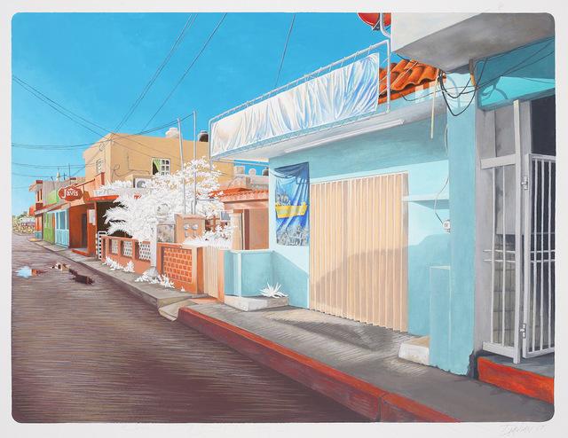 Duvian Montoya, '#IslaMujeres4', 2017, Garvey | Simon