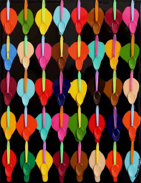 Mauro Oliveira, 'Bombay Ice Cream Tasting', 2019, Artspace Warehouse