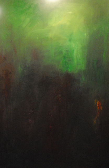 MD Tokon, 'Untitled Green', 2014, Isabella Garrucho Fine Art