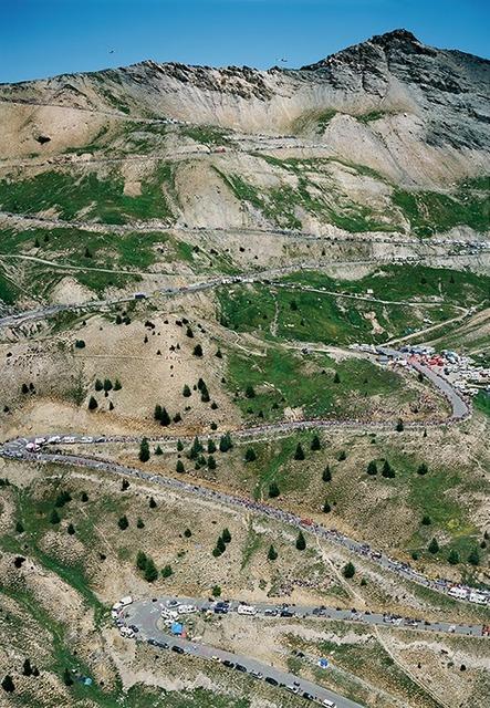 , 'Tour de France,' 2007, Parrish Art Museum