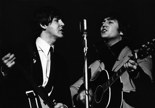 , 'Paul Mc Cartney and John Lennon,' 1964, Gallery 270