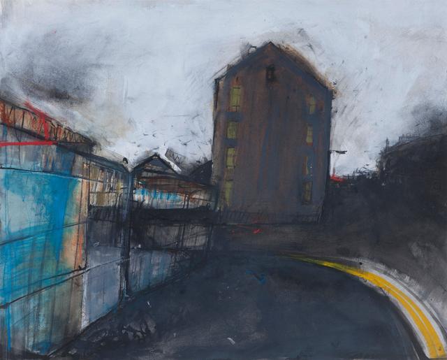 , 'Caledonia Street Warehouse,' ca. 2017, Tatha Gallery