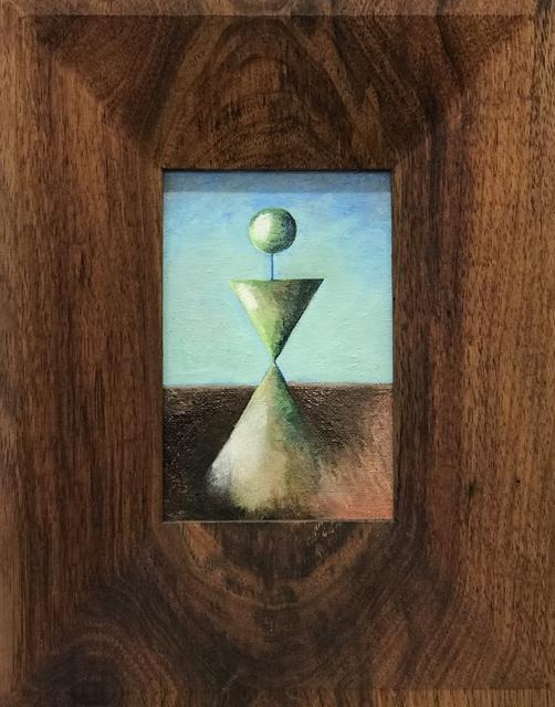 , 'Monument (framed),' 2018, Queenscliff Gallery & Workshop