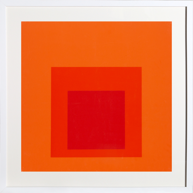 Josef Albers, 'Homage to the Square', ca. 1966, RoGallery