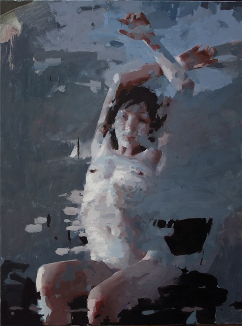 , 'Nude with Raised Arms,' 2016, Gallery 1261
