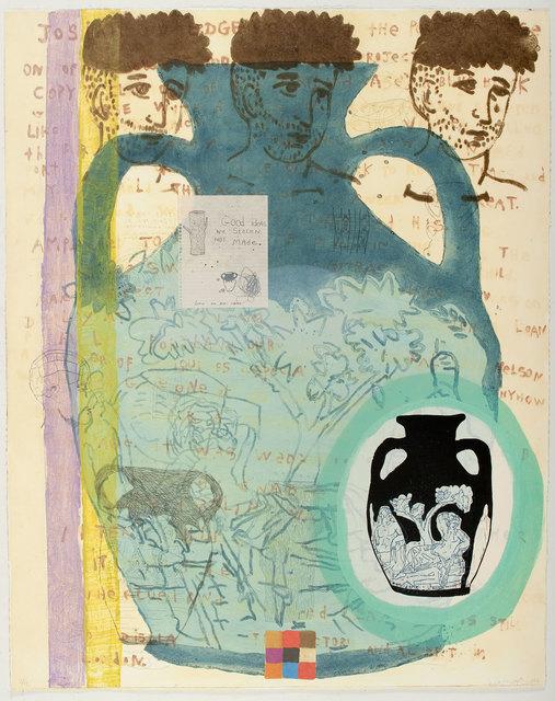 Squeak Carnwath, 'Stolen Made', 2007, Island Press