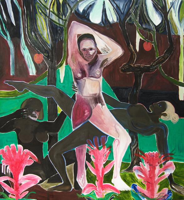 , 'Apple Orchard Orgy,' 2016, SILAS VON MORISSE gallery