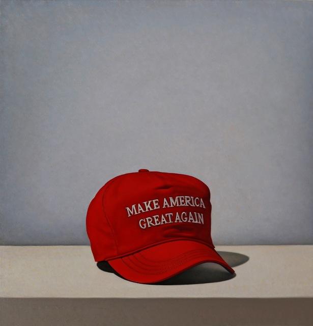 , 'Hat,' 2018, George Billis Gallery