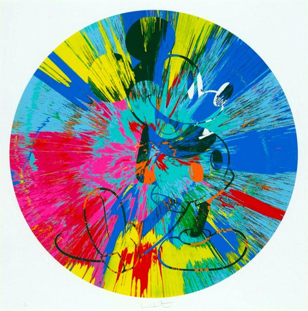 , 'Beautiful Mickey,' 2015, Gormleys Fine Art