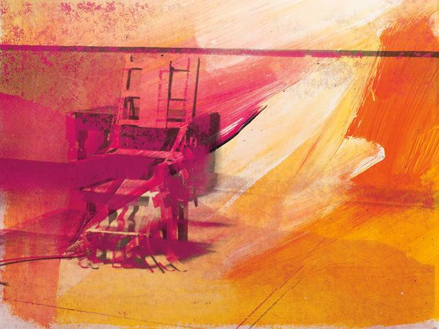 Andy Warhol, 'Electric Chair', 1971, Zeit Contemporary Art