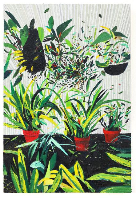 , 'Mills Greenhouse I,' 2016, Brand New Gallery