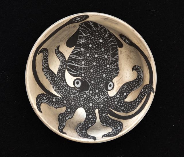 Masako Inoue, 'Cup_Squid', 2019, Micheko Galerie