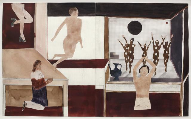 Marcel Dzama, 'The Leila Ballet', 2011, Galleri Magnus Karlsson